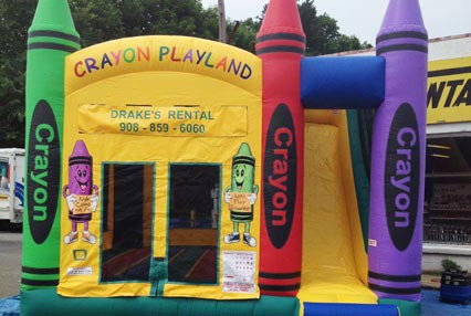 Drakes Rental - party - Crayon Playland