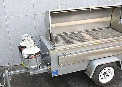 Towable 60 inch Gas Grill